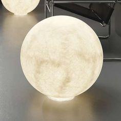 Floor Moon Floor Lamp