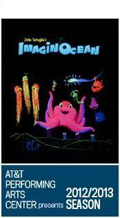 Imaginocean: One-of-a-kind black-light puppet show Dallas, TX #Kids #Events