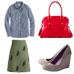 Dressy Casual for Fall