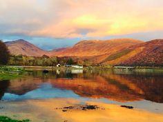 Oban Barcaldine Scotland