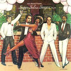 Caratula frontal de VA - Super Salsa singers vol. III