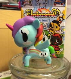 Love this new unicorno from series 3! Does anyone out there know it's name?