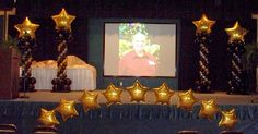 1000 images about work center pieces ideas on pinterest for Award ceremony decoration ideas