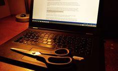 Write like nobody's reading.  https://senczyszak.com/2016/12/03/writing-with-scissors/