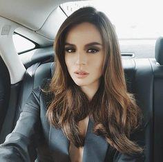StarStyle PH Best Beauty Looks This Month - Georgina Wilson Georgina Wilson, Wedding Hairstyles, Cool Hairstyles, Filipina Beauty, Hot Hair Styles, Asian Hair, Woman Crush, Beautiful Actresses, Hair Looks