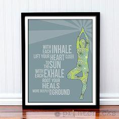 gift for yoga teacher
