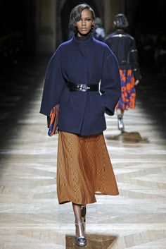 DRIES VAN NOTEN PARIS FALL 2014 READY TO WEAR