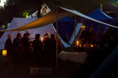 Hämeen keskiaikamarkkinat - Häme Medieval Faire 2013, Leiritunnelmaa - Camp Atmosphere, © Heikki Haavisto