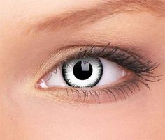 halloween contact lenses want them for everyday!  Haha
