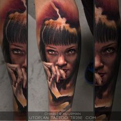Everybody Be Cool With These Pulp Fiction Tattoos
