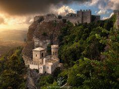 Tesori di Sicilia: Castello di Erice e Torre Pepoli