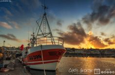 Another day done. Despite the warm tones down at the Fish Quay, it's quite nippy out there tonight #LoveGuernsey  Link to the whole collection of 'Georgie's Pic Of The Day' :-http://chrisgeorge.dphoto.com/#/album/4daaes  Picture Ref: 19_05_15 — in St. Peter Port, Guernsey, Channel Islands.