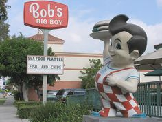 Bob's Big Boy - Glendale California