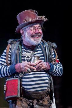Paul Kemp as Smee in Wendy & Peter Pan