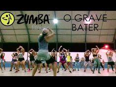 ZUMBA - O Grave Bater   Mc Kevinho   Professor Irtylo Santos - YouTube