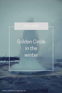 Golden Circle IJsland in de winter