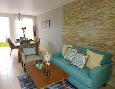 Mira como decorar una casa de infonavit pequeña #casaspequeñasinfonavit