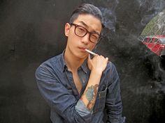 Park Sungjin by John Tan  Wilhelmina Men NY