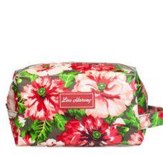 Box Cosmetic Bag – Lou Harvey USA