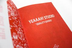 """Quality Goods"" Artbook on Behance"