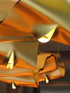 Golden Ribbon - Projekte - Ingo Maurer GmbH