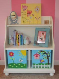 Storage Basket Kids Storage Bin Toy Storage Ballet By KissyMonster, $25.00    Kids Rooms   Pinterest   Kids Storage Bins And Storage Baskets