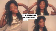 25 RANDOM QUESTIONS TAG