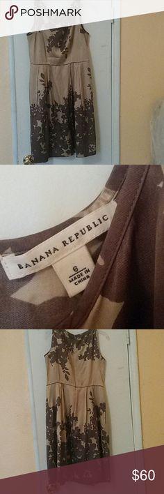Banana republic dress Great condition Banana Republic Dresses
