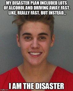 Justin Bieber, social media and the hypocrisy that followed.