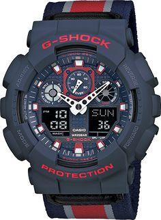 GA100MC-2A - Classic - Mens Watches | Casio - G-Shock