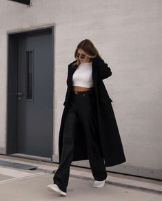 Winter Fashion Outfits, Look Fashion, Fall Outfits, Womens Fashion, Looks Street Style, Looks Style, Cute Casual Outfits, Stylish Outfits, Mode Instagram