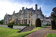 Rushton Hall, Northamptonshire