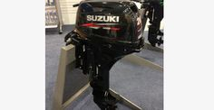 Suzuki DF20A Outboard with Power Tilt