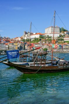 Want to see the best view of Porto? Head to the winehouse-filled Vila Nova de Gaia