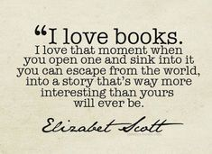 Funny pictures about I love books. Oh, and cool pics about I love books. Also, I love books photos. I Love Books, Good Books, Books To Read, My Books, Quote Books, Library Quotes, The Words, Popular Quotes, Reading Quotes