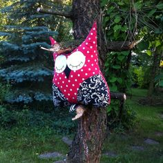 There you are! The pillow owls by Hola Lotta never give up!   #pillow, #handmade #huggable, #cuddletoy #cuddleowls