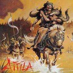 Türk Mitolojisi: Büyük Türk İmparatoru Atilla