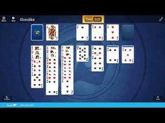 Klondike / Easy II: Solve the deck i