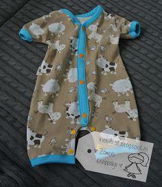 Kruippakje baby, tricot, diy http://kiekielot.blogspot.nl