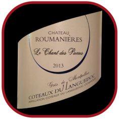 Château Roumanières - LE CHANT DES PIERRES - 2013 | Blind Taste 34