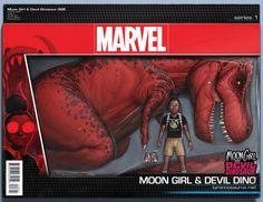 Moon Girl & Devil Dinosaur #8
