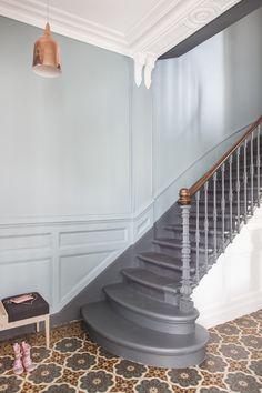 1000 id es sur le th me escalier r novation sur pinterest escaliers photos - Idee renovation escalier bois ...