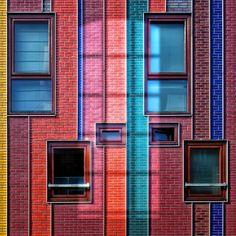 wall & color by markus studtmann, via 500px