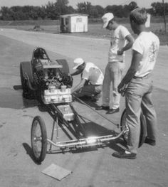 Green Valley Raceway, c1967