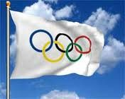history of olympic flag
