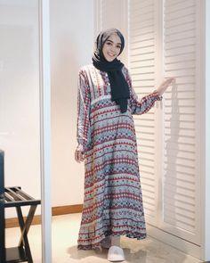 87 Ide Pola Gamis Model Pakaian Hijab Pakaian Wanita Model Pakaian