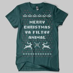 Home Alone Shirt. I would legitimately wear this.