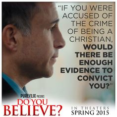 Do You Believe? - Christian Movie/Film Pure Flix - CFDb