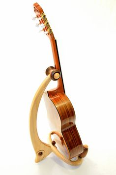 handcrafted unique wooden guitar stands by south mountain woodworks guitars pinterest. Black Bedroom Furniture Sets. Home Design Ideas