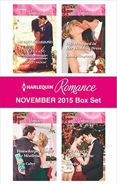 """Read """"Harlequin Romance November 2015 Box Set An Anthology"""" by Scarlet Wilson available from Rakuten Kobo. Harlequin® Romance brings you four new titles for one great price, available now! Experience the rush of falling in love. Harlequin Romance, Still Love Her, Under The Mistletoe, Tv Presenters, Mom Birthday, Little Babies, Scarlet, Vows, November 2015"""